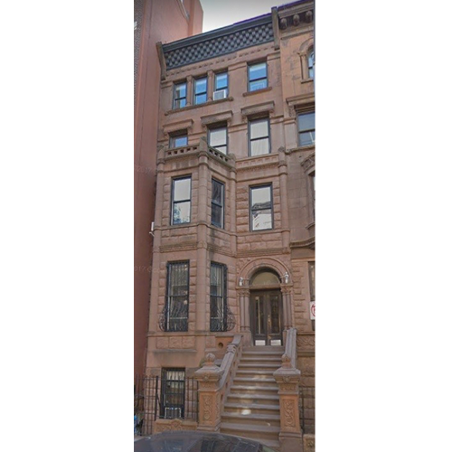 West 121st Street Harlem