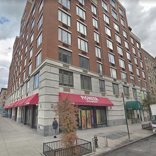 Lenox Avenue, Harlem